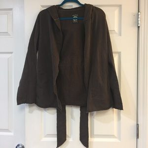 Dark Brown Lucky Brand Cover Up
