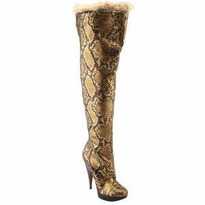 Giuseppe Zanotti Snakeskin Boots (129982)