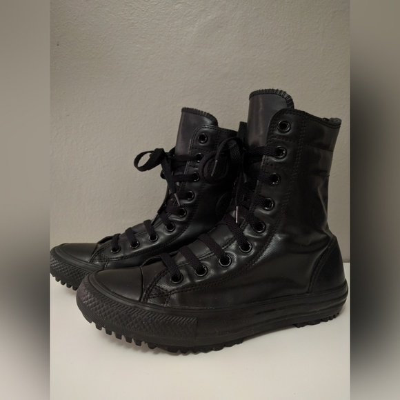 c871a0e09f74 Converse Shoes - Converse - Water-Resistant Rubberized Boots