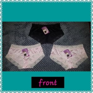 Other - NWT, ladies size small/xsmall cheeky  Underwears.