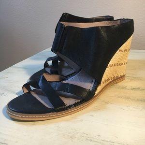 Farylrobin wedge sandals - Anthropologie