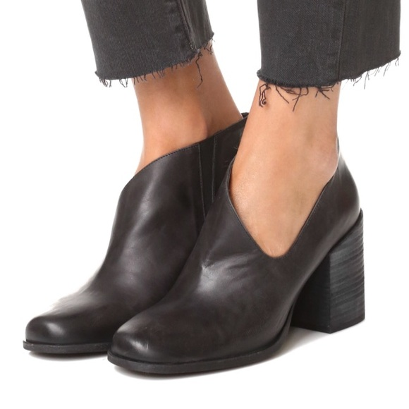 Free People Schuhes     New Terrah Heel Cut Out Stiefel 36 Us 6   Poshmark 8f7068