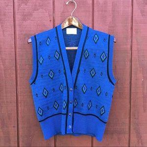 Vintage Pendleton Vest Sz M