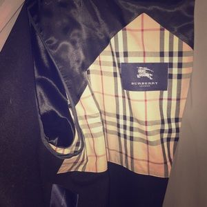 Burberry Men's Trench Coat