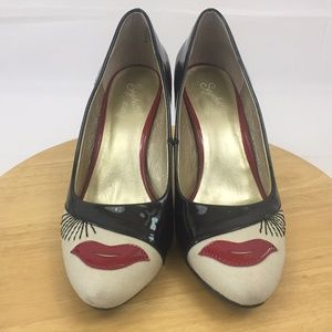 72a161ad5b Seychelles Shoes - Seychelles Tell Me A Story Natural Face Heels