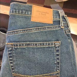 Abercrombie &Fitch. Everyday stretch skinny jean