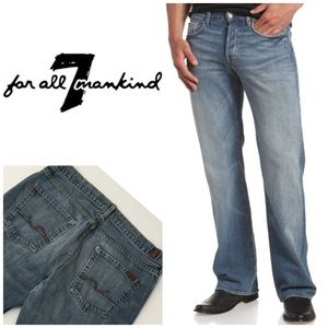 7 For All Mankind Men's Relaxed 👖