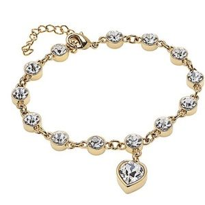 Beautiful Bracelet with Swarovski Crystals
