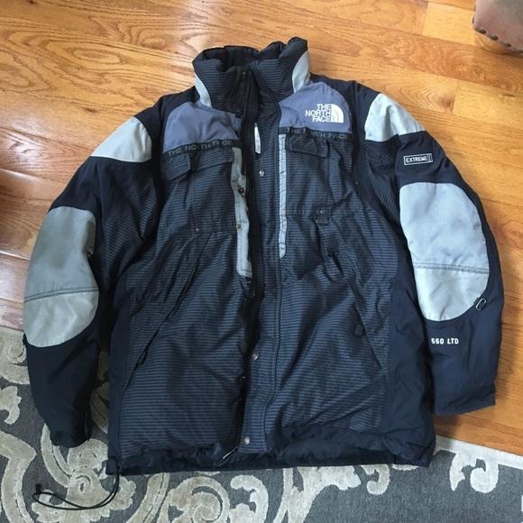 2c4f760b8 North face Extreme 550 ltd men M jacket rare