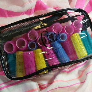 Accessories - Dicesare Hair Styling System Velcro Rollers New