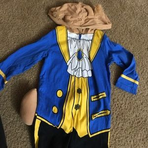 Disney Costumes - Baby Beast (Beauty And The Beast) costume : beast jacket costume  - Germanpascual.Com