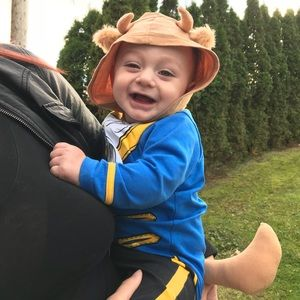 Baby Beast (Beauty And The Beast) costume