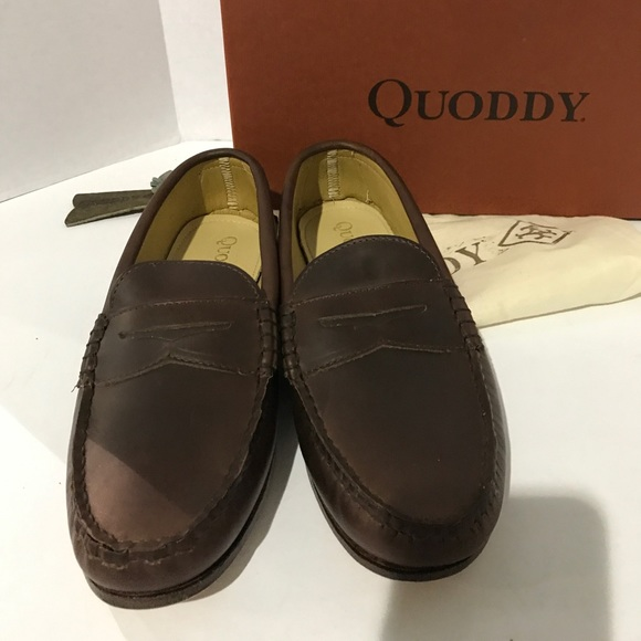 429a294a10d Quoddy True Penny Loafer Siped Sole Chromexcel. M 5a04b2a5f739bc80790422b3