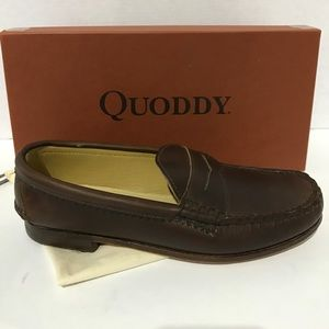 af193b3d4b7 Quoddy Shoes - Quoddy True Penny Loafer Siped Sole Chromexcel