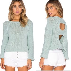 •Free People• Endless Stories Pullover Sweater