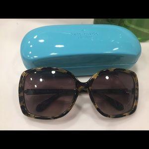 Kate Spade Tortoises Sunglasses