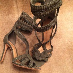 Schutz Thula Strappy Gladiator Sandal