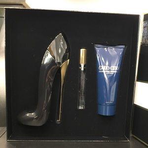 Perfume Carolina Nwt Herrera Good Girl Set New YWHD29IE