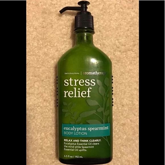 Bath Body Works Other Bath Body Works Stress Relief Lotion