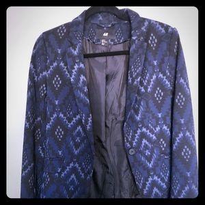 Jackets & Blazers - H&M beautiful blazer Size 6