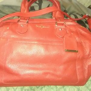 Authentic Cole haan purse
