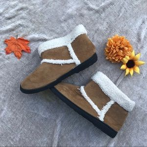 Never Worn Women's Slippers • Comfy Mini Boots