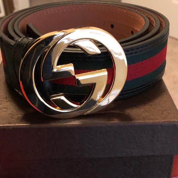c5bcad1efab Gucci Other - Men s Gucci Belt Size 32-34