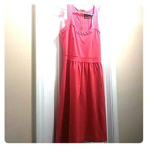 Size Small Coral Cynthia Rowley Sundress