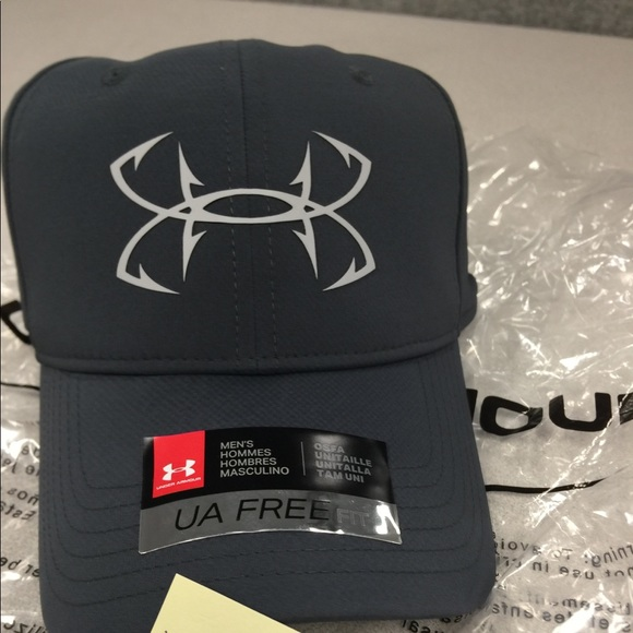 1d873f64f8a New Under Armour Men s Fish Hook Cap