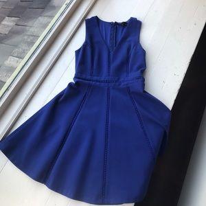 Adelyn Rae royal blue dress