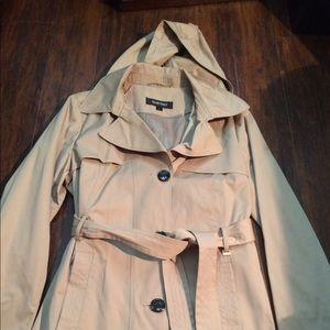 Ellen Tracy Trench Coat