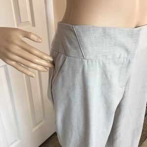 Amanda & Chelsea Pants - Beautiful Classic slacks in oatmeal.