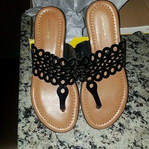 Liz Claiborne Jenesca Sandals
