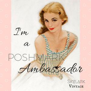 I'm a Poshmark Ambassador!