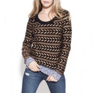 Rag & Bone metallic sweater