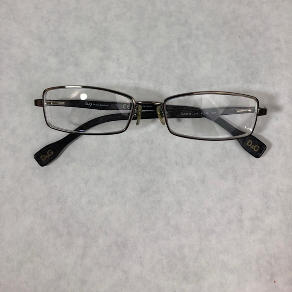 Dolce & Gabbana Accessories | Dg Dolce Gabbana Eyeglass Frames Dg ...