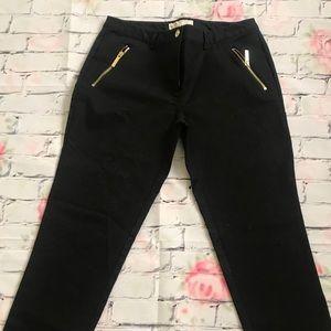 Michael Kors Women's Black Dress Slacks Pants