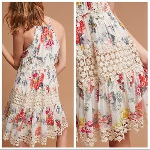 59bb272d5731 Anthropologie Dresses - 🆕 Anthropologie Kalila Floral Dress Ranna Gill SP