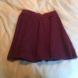 Hollister Skater Skirt
