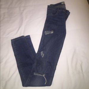 Zara high waist Jean
