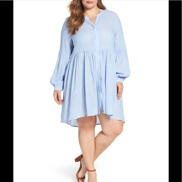 amazon separation shoes lower price with NWT glamorous curve a line button up dress NWT