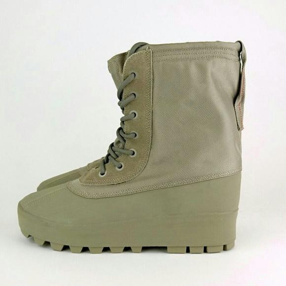 timeless design c900e 43551 Adidas Yeezy 950 M Boots Size 12