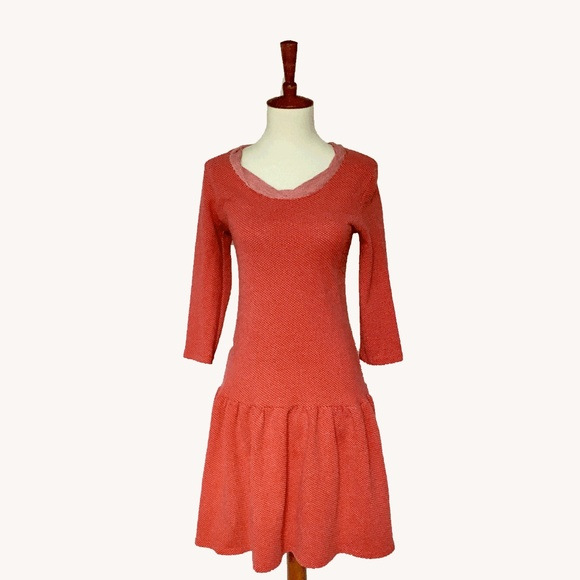 Anthropologie Dresses & Skirts - Anthropologie Textured Knit Dress