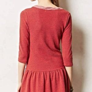 Anthropologie Dresses - Anthropologie Textured Knit Dress