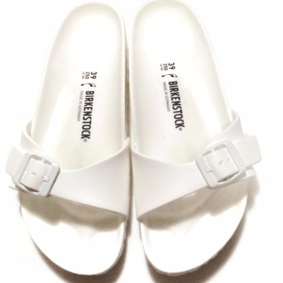 Rubber Sandals Flip Flop Sz 39