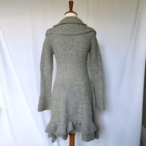 Anthropologie Sweaters - Ruffle Sweater