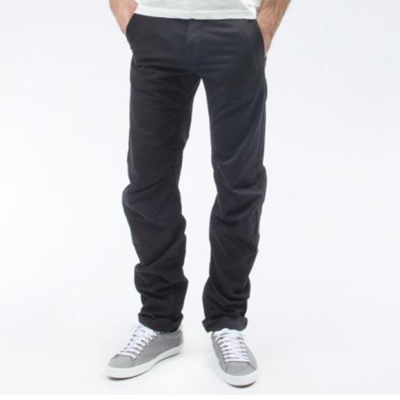 for whole family order online fresh styles G-Star Pants | G Star Raw Bronson 3d Slim Chino In Black | Poshmark