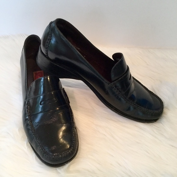 23b08204c25 Cole Haan Shoes - Cole Haan Women s Leather Penny Loafers