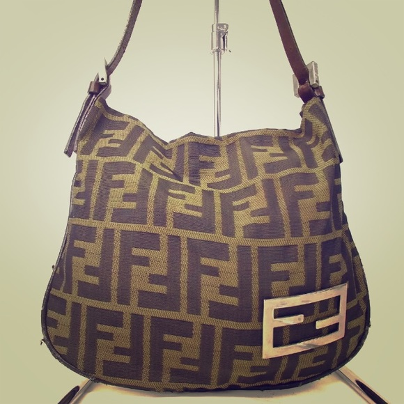 b4d9c8cd22c5 Fendi Handbags - SALE✨FENDI Zucca small tote