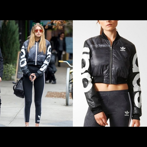e28267ed0 adidas Jackets   Blazers - Rita Ora x Adidas Mystic Moon Jacket